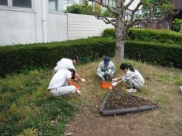 金沢養護学校職場体験2 002